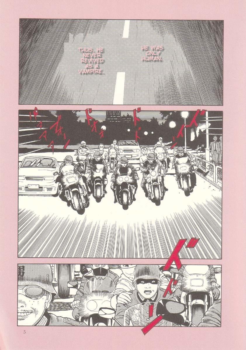 Paraiso - Warau Kyuuketsuki 2   The Laughing Vampire Vol. 2 4