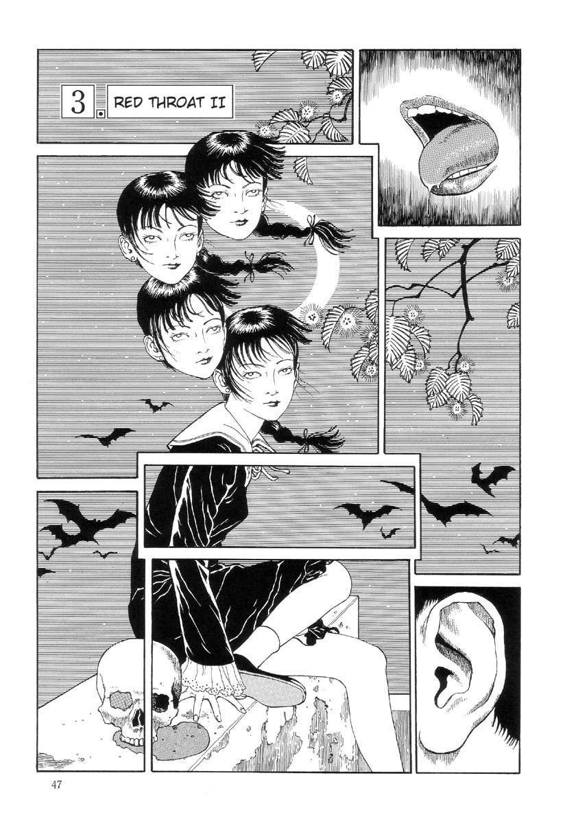 Paraiso - Warau Kyuuketsuki 2   The Laughing Vampire Vol. 2 51