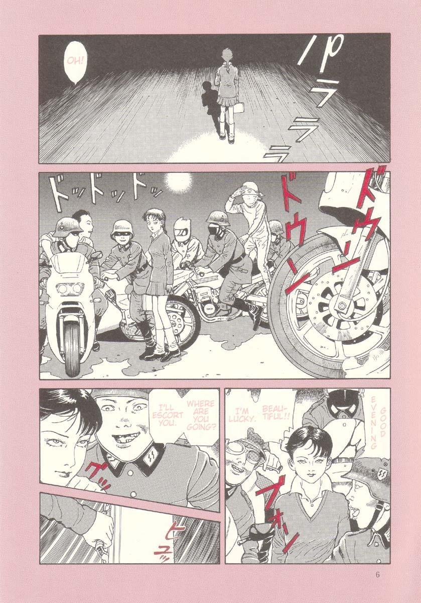 Paraiso - Warau Kyuuketsuki 2   The Laughing Vampire Vol. 2 5