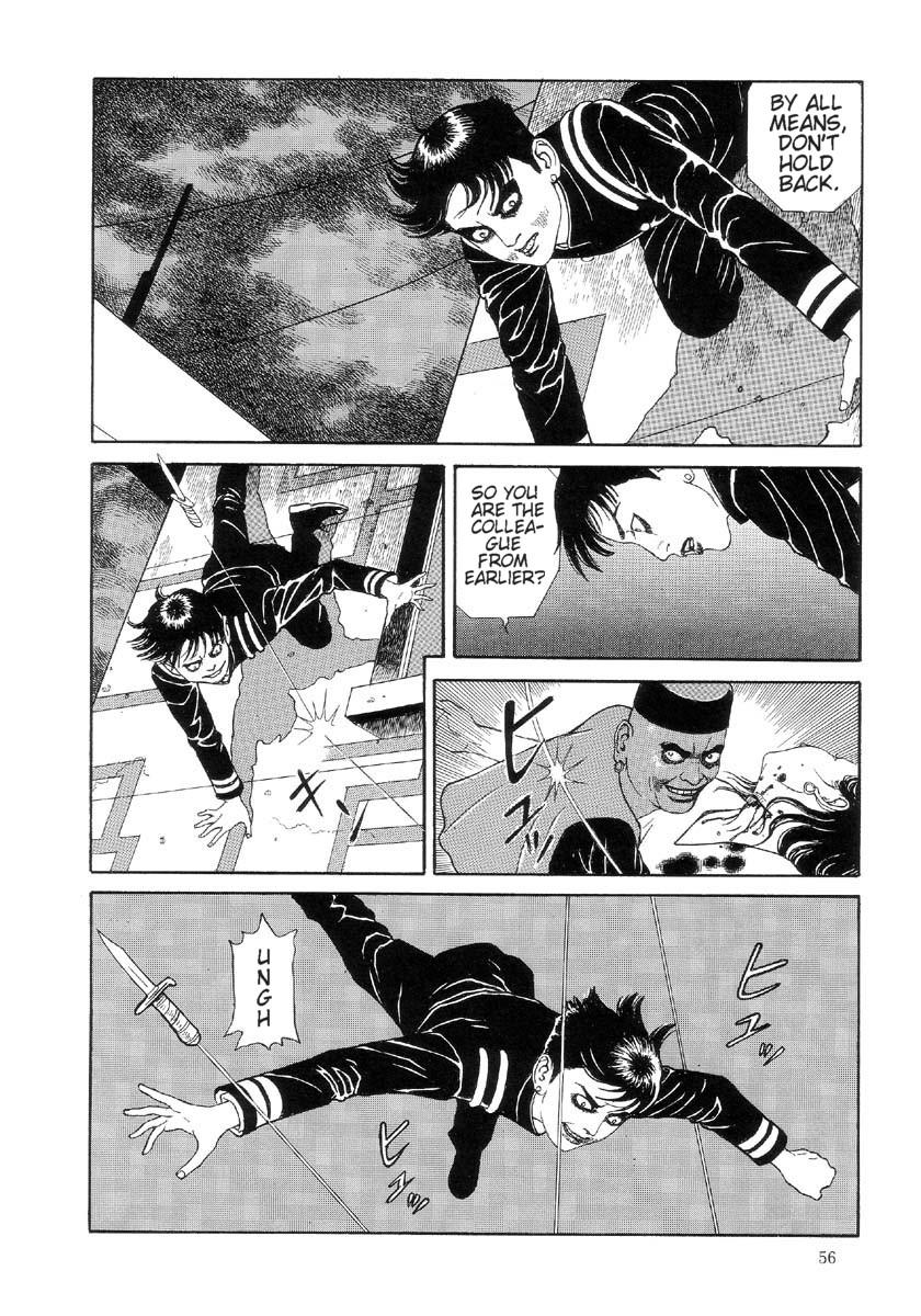 Paraiso - Warau Kyuuketsuki 2   The Laughing Vampire Vol. 2 60