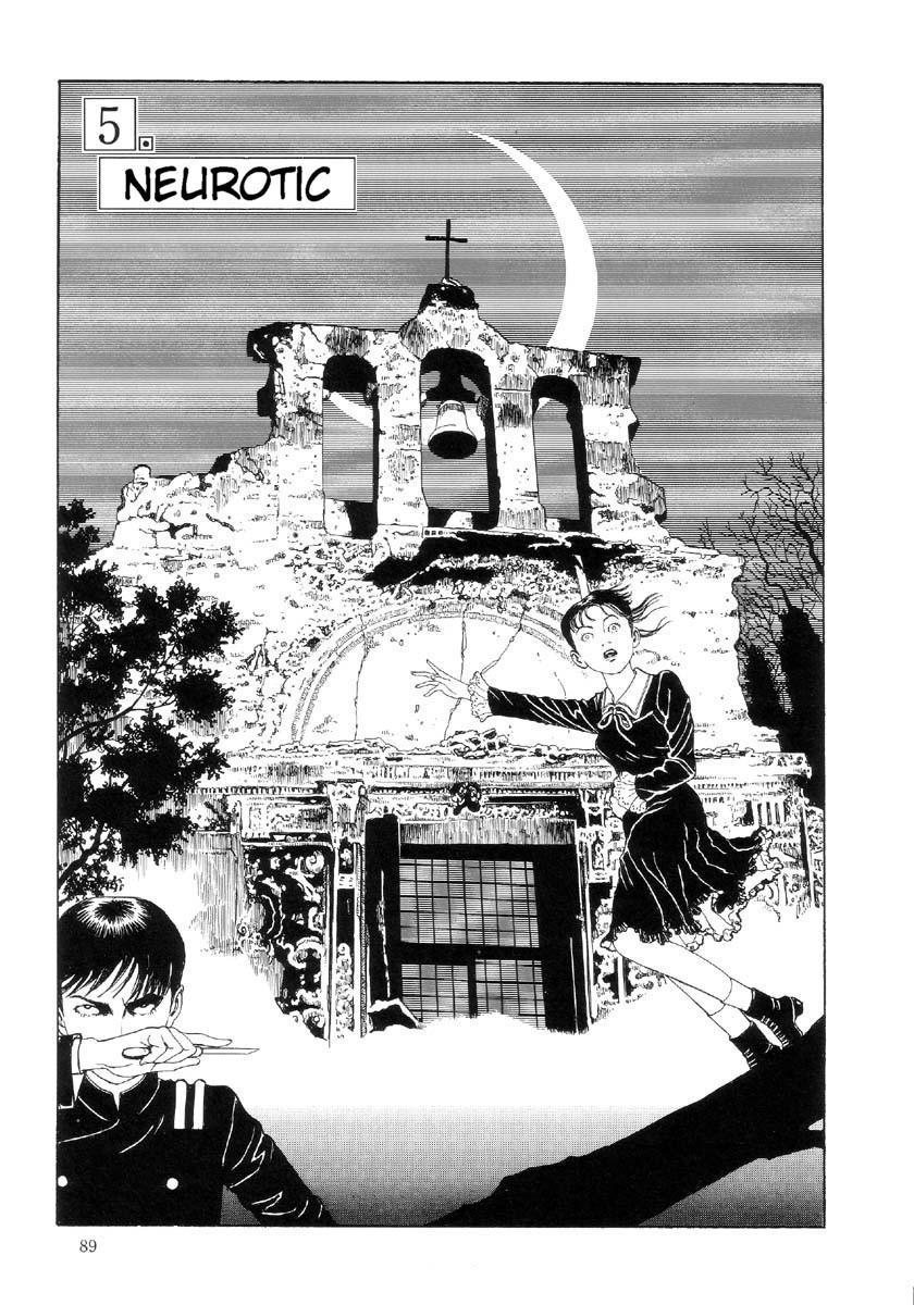 Paraiso - Warau Kyuuketsuki 2   The Laughing Vampire Vol. 2 92