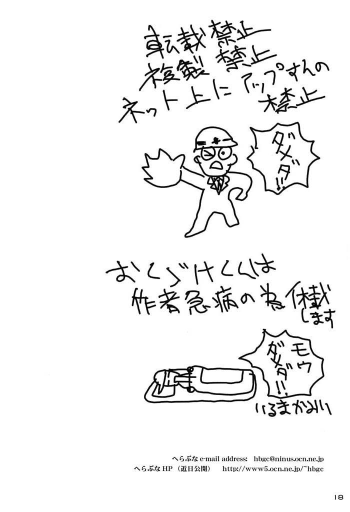 Dizzy-san No Shippo 17