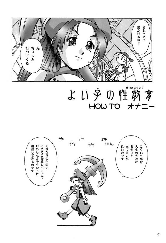 Dizzy-san No Shippo 3