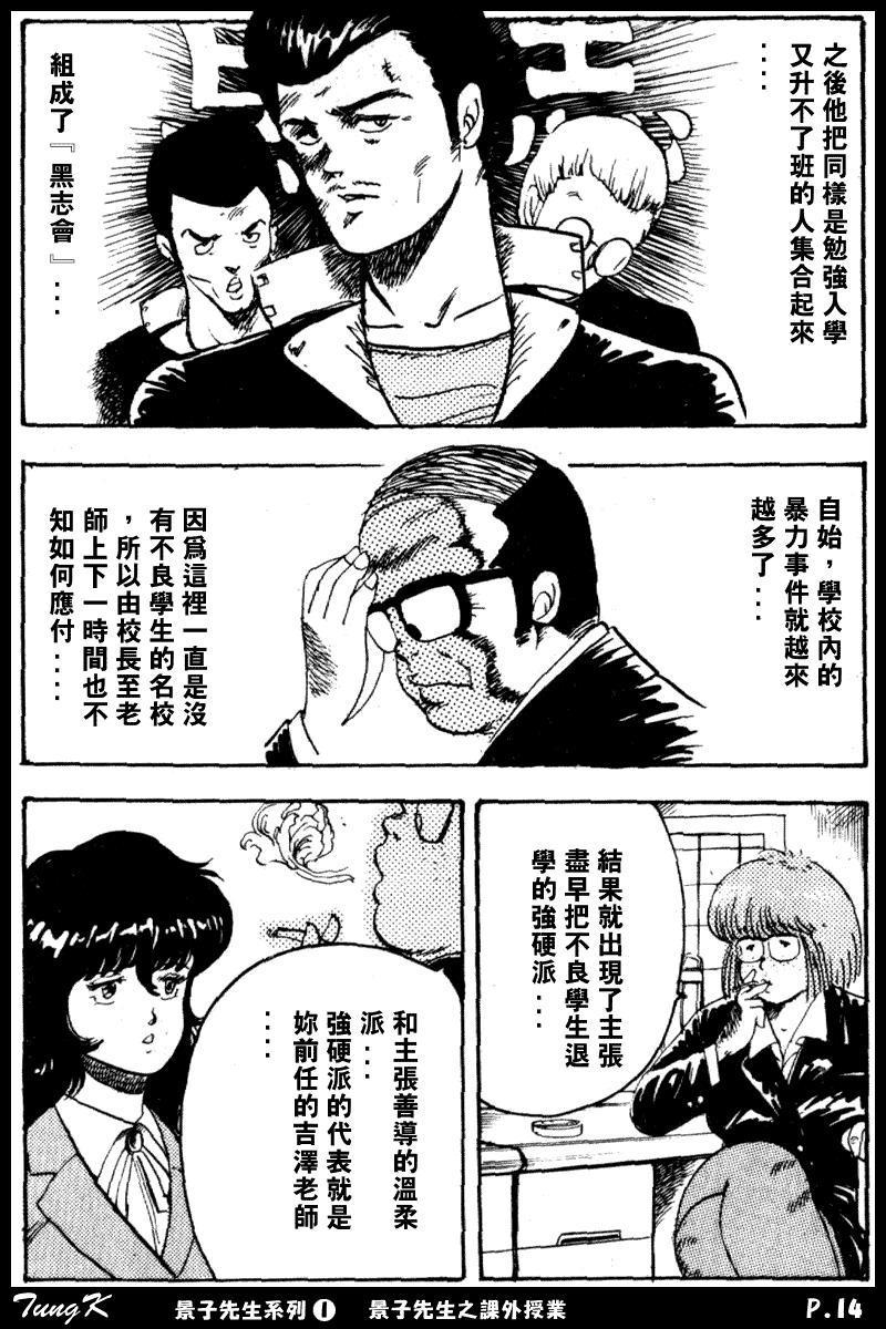 Keiko Sensei no Kagai Jugyou - Keiko Sensei Series 1 13