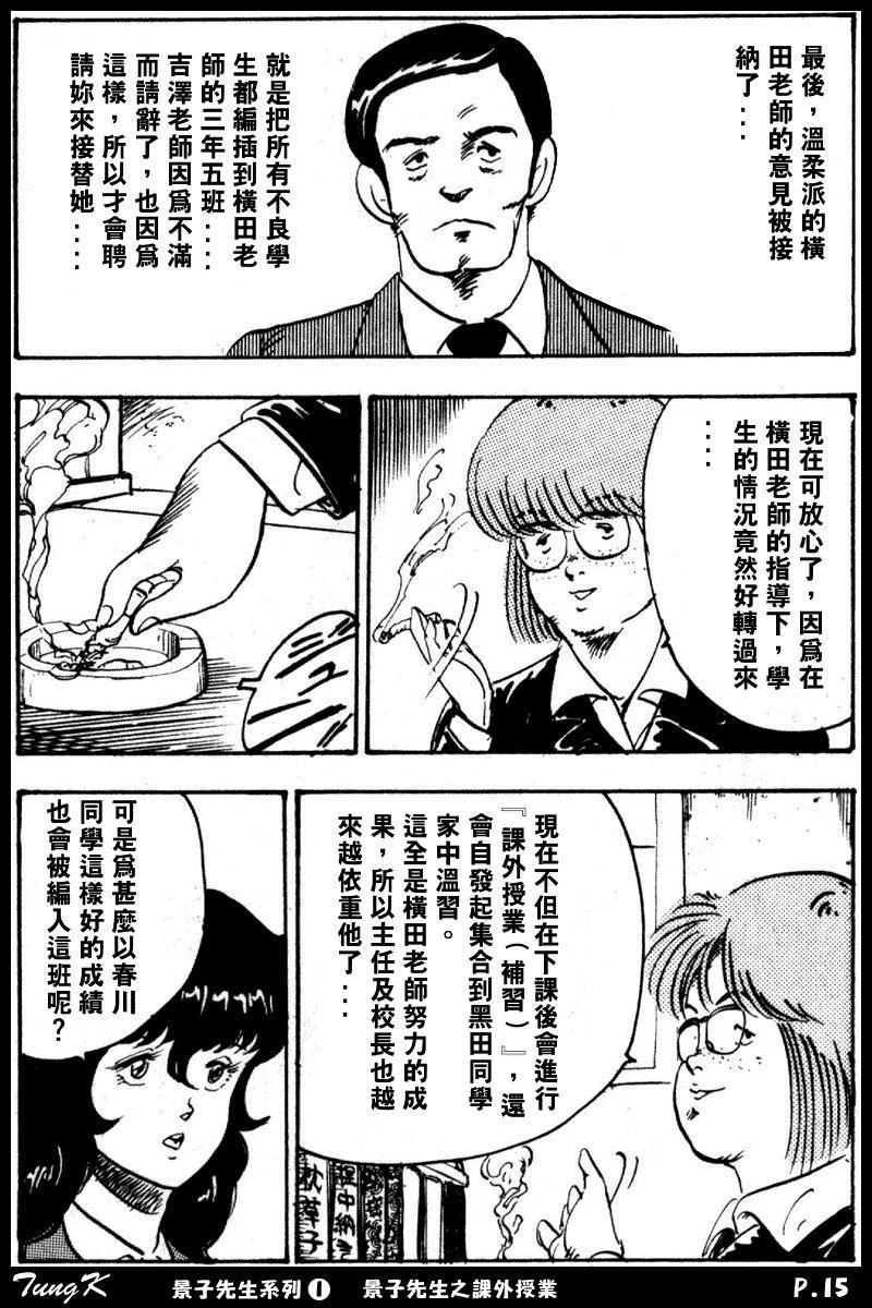 Keiko Sensei no Kagai Jugyou - Keiko Sensei Series 1 14