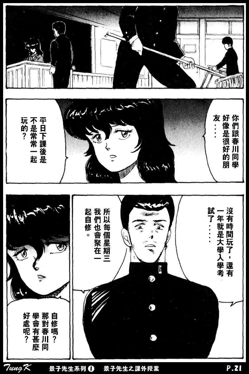 Keiko Sensei no Kagai Jugyou - Keiko Sensei Series 1 20