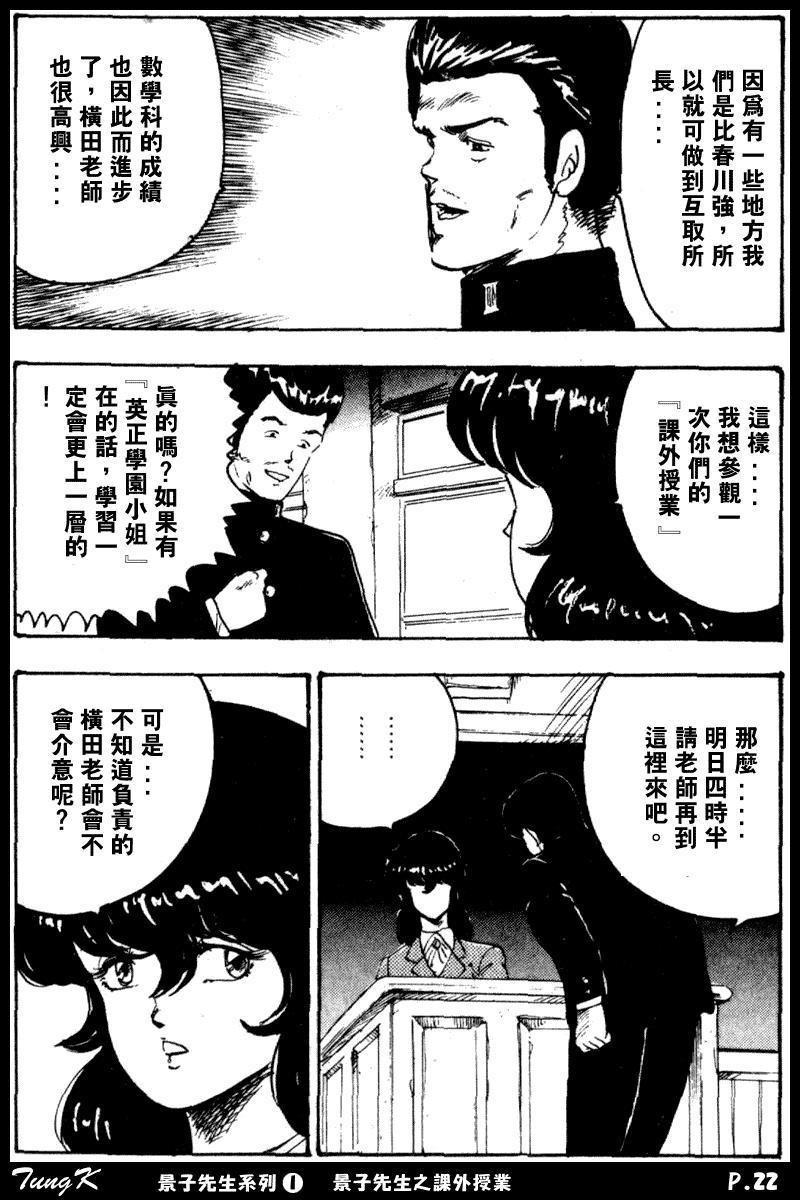 Keiko Sensei no Kagai Jugyou - Keiko Sensei Series 1 21