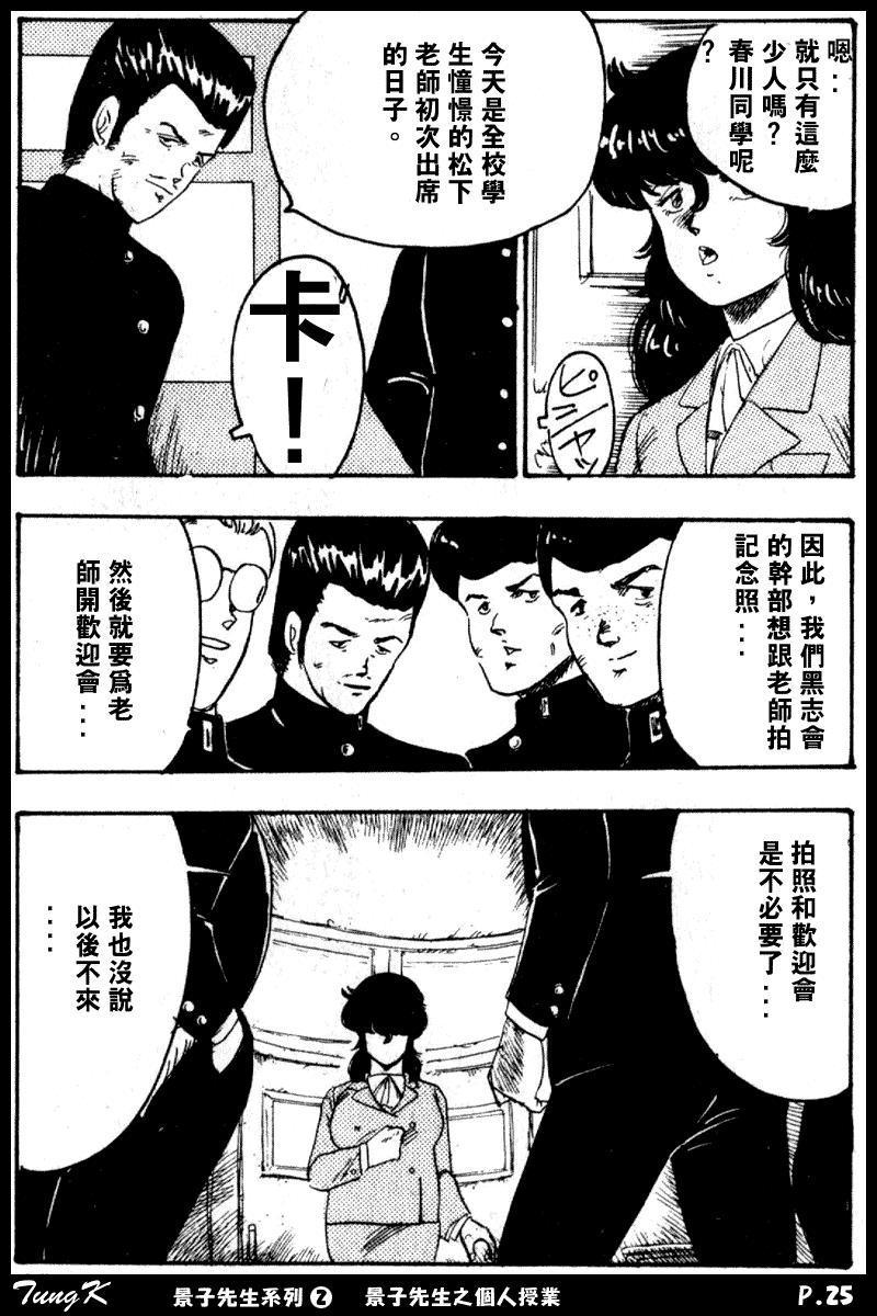 Keiko Sensei no Kagai Jugyou - Keiko Sensei Series 1 24