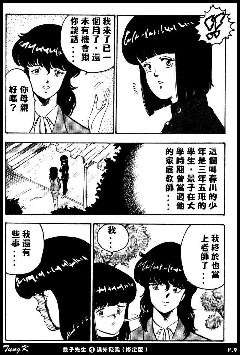Keiko Sensei no Kagai Jugyou - Keiko Sensei Series 1 8
