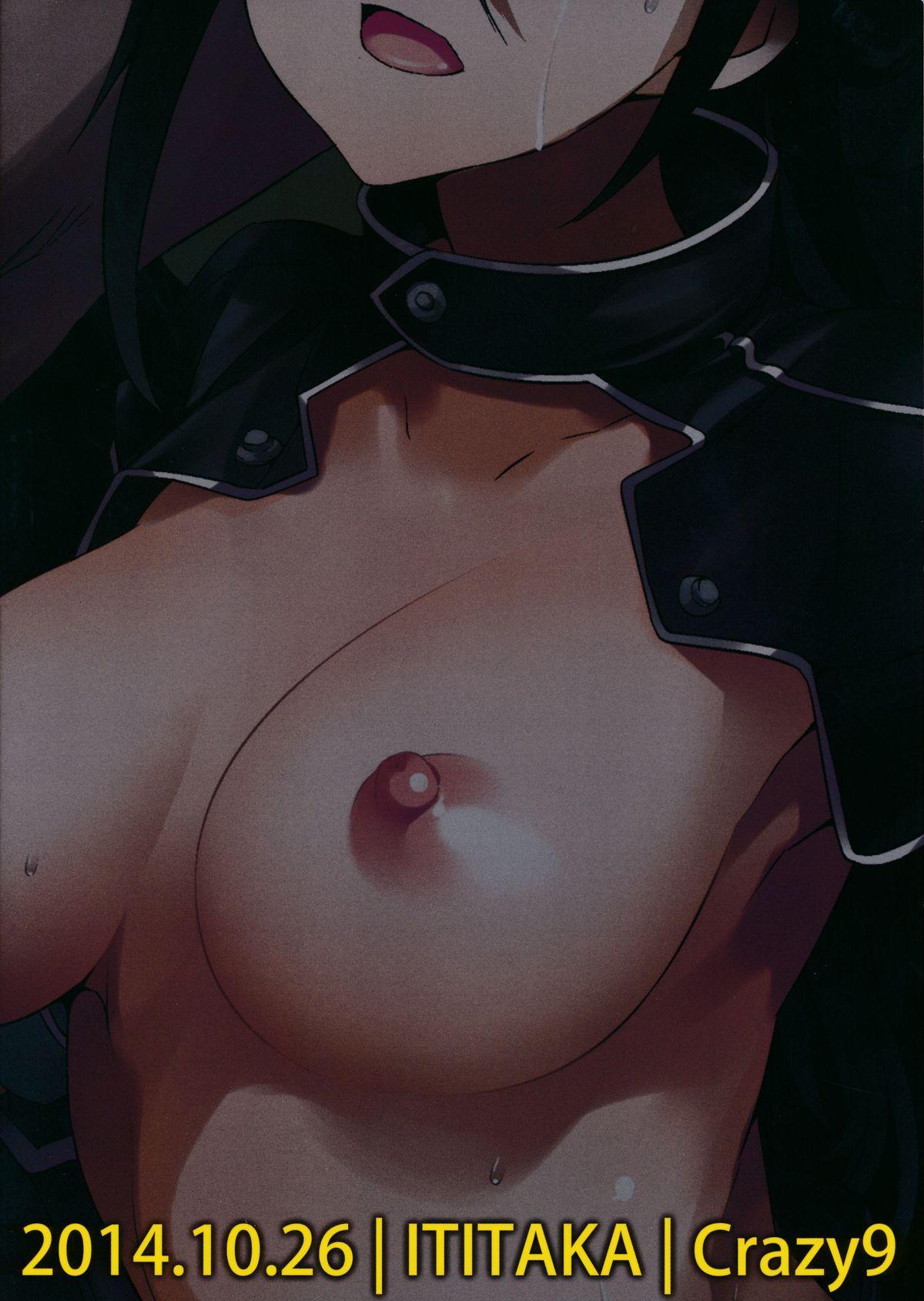(SC65) [Crazy9 (Ichitaka)] C9-14 TS~Kirito-chan no Avatar wa Random Nyotai (Sword Art Online) [English] {CGrascal} 1