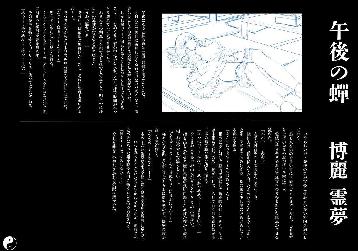 Gensoukyou Inkou Kirokushuu 14