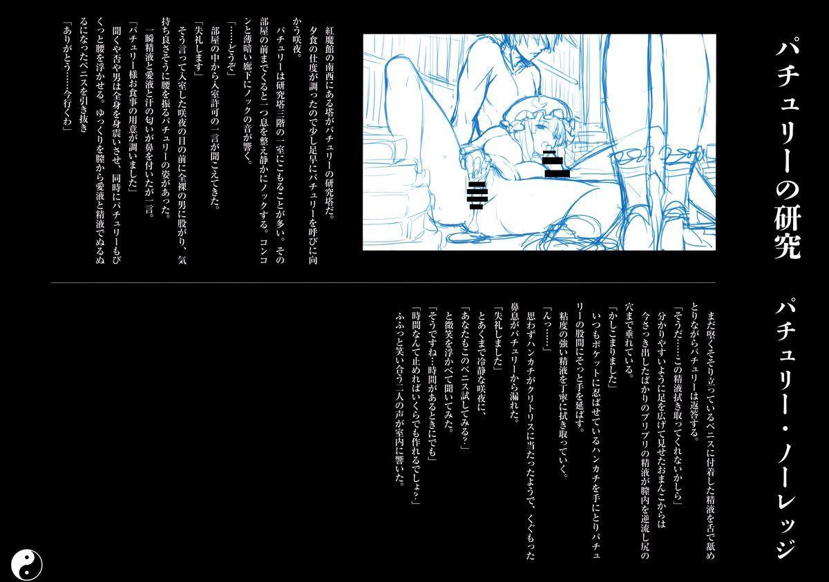 Gensoukyou Inkou Kirokushuu 2