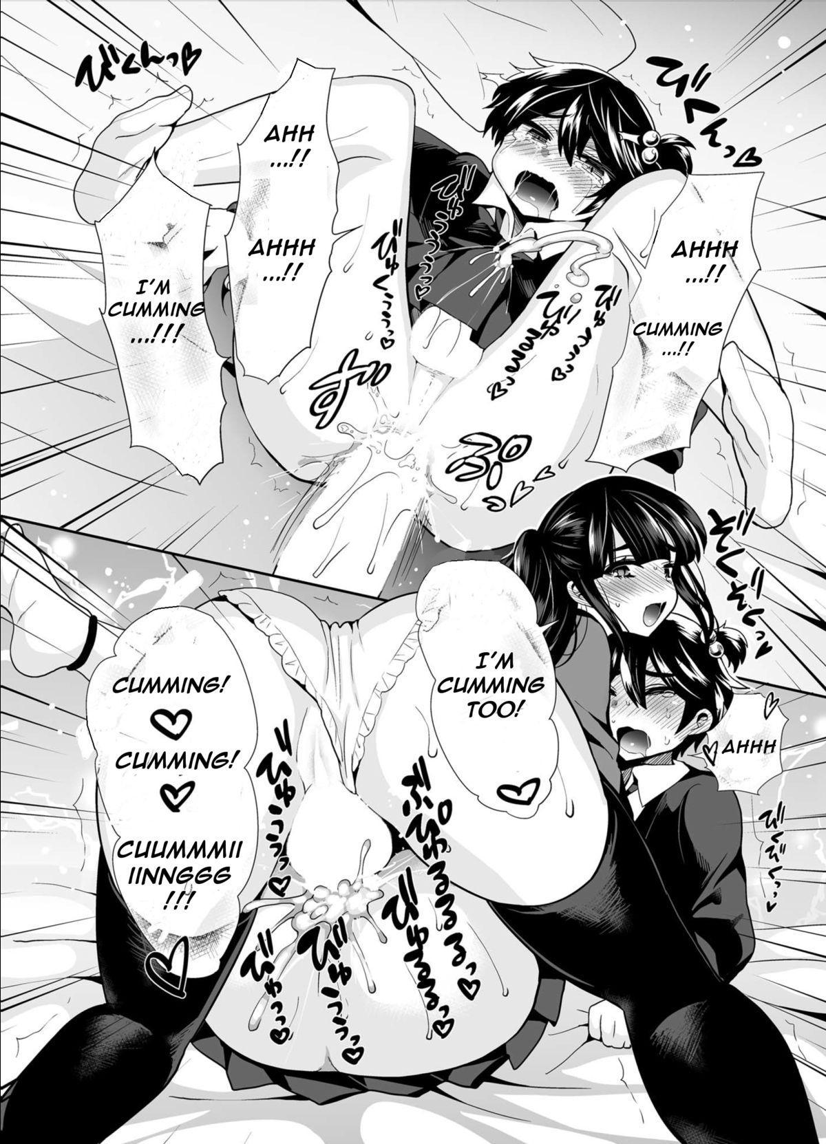 [Oshiruko Kan (Piririnegi)] Futanari! Oshioki Time 2 ~Shasei Kanri Kyousei Josou Hen~ | Futanari! Punishment Time 2 [English] [Forbiddenfetish77] [Digital] 23