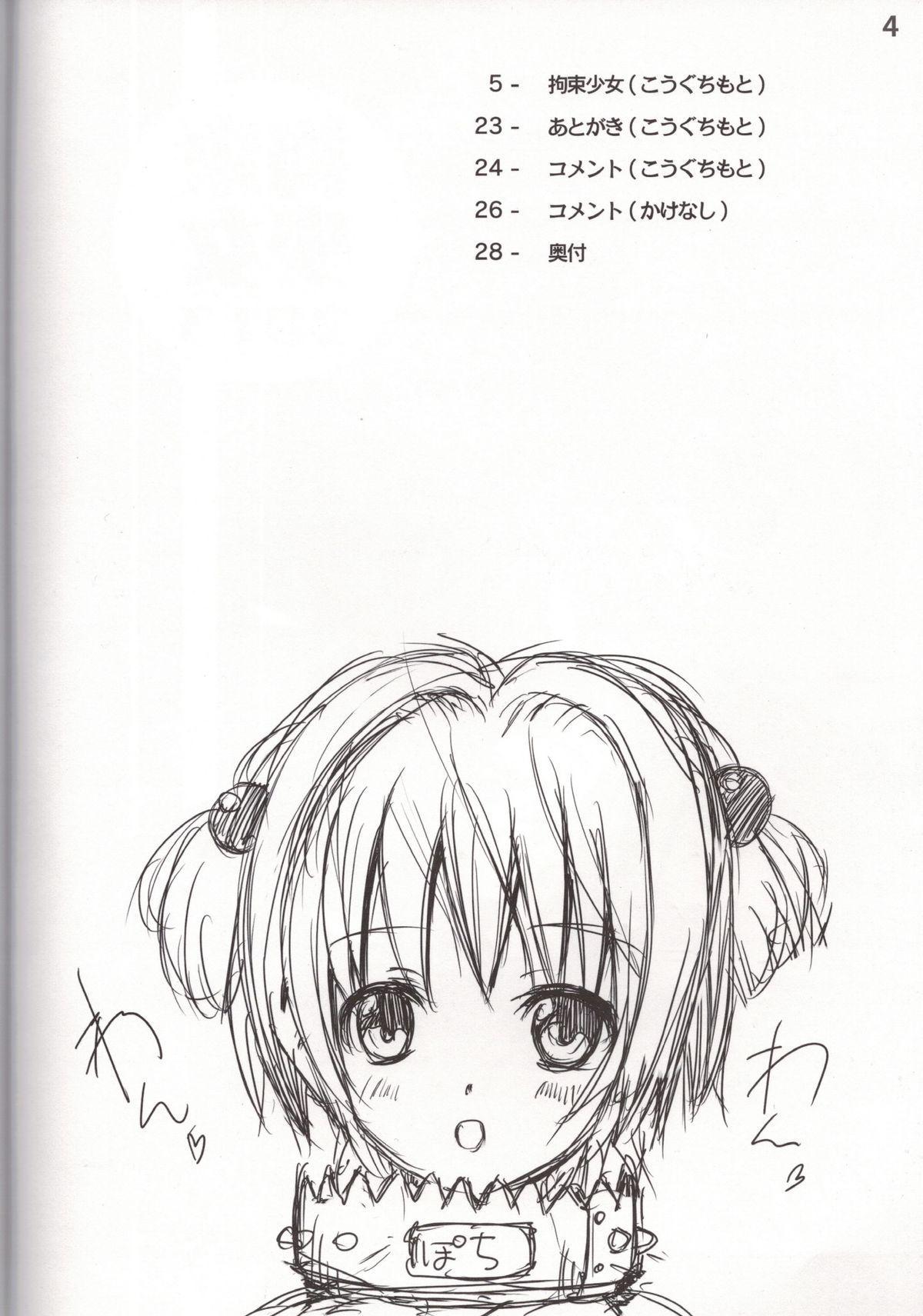 Kousoku Shoujo 2013 4