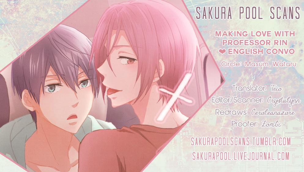 Rin-sensei to Make Love Eikaiwa | Making Love with Professor Rin English Convo 26