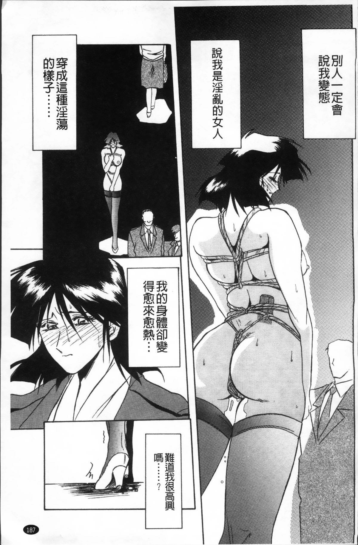 Hiiro no Koku Kanzenban   緋色之刻 完全版 190