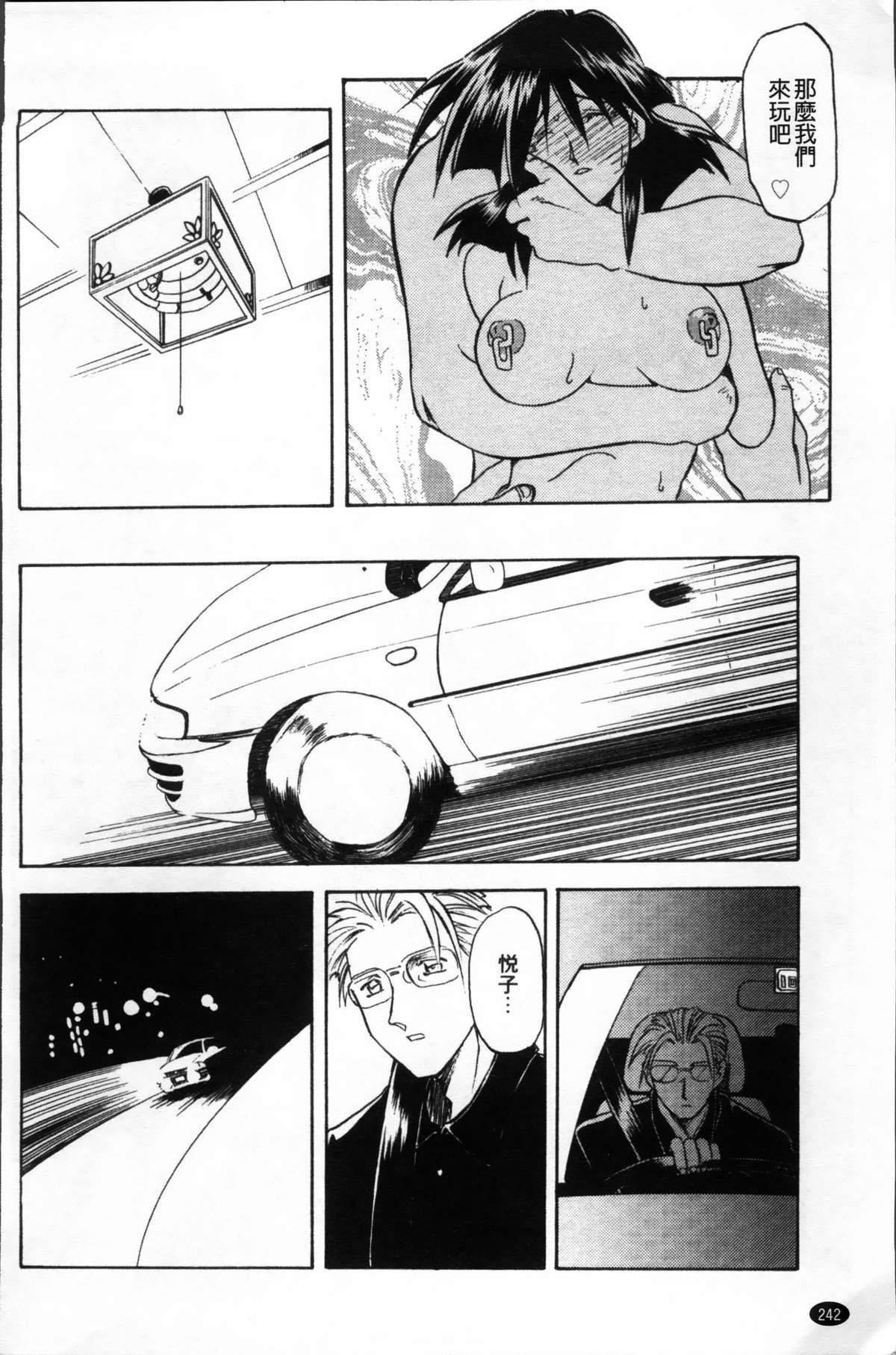 Hiiro no Koku Kanzenban   緋色之刻 完全版 245