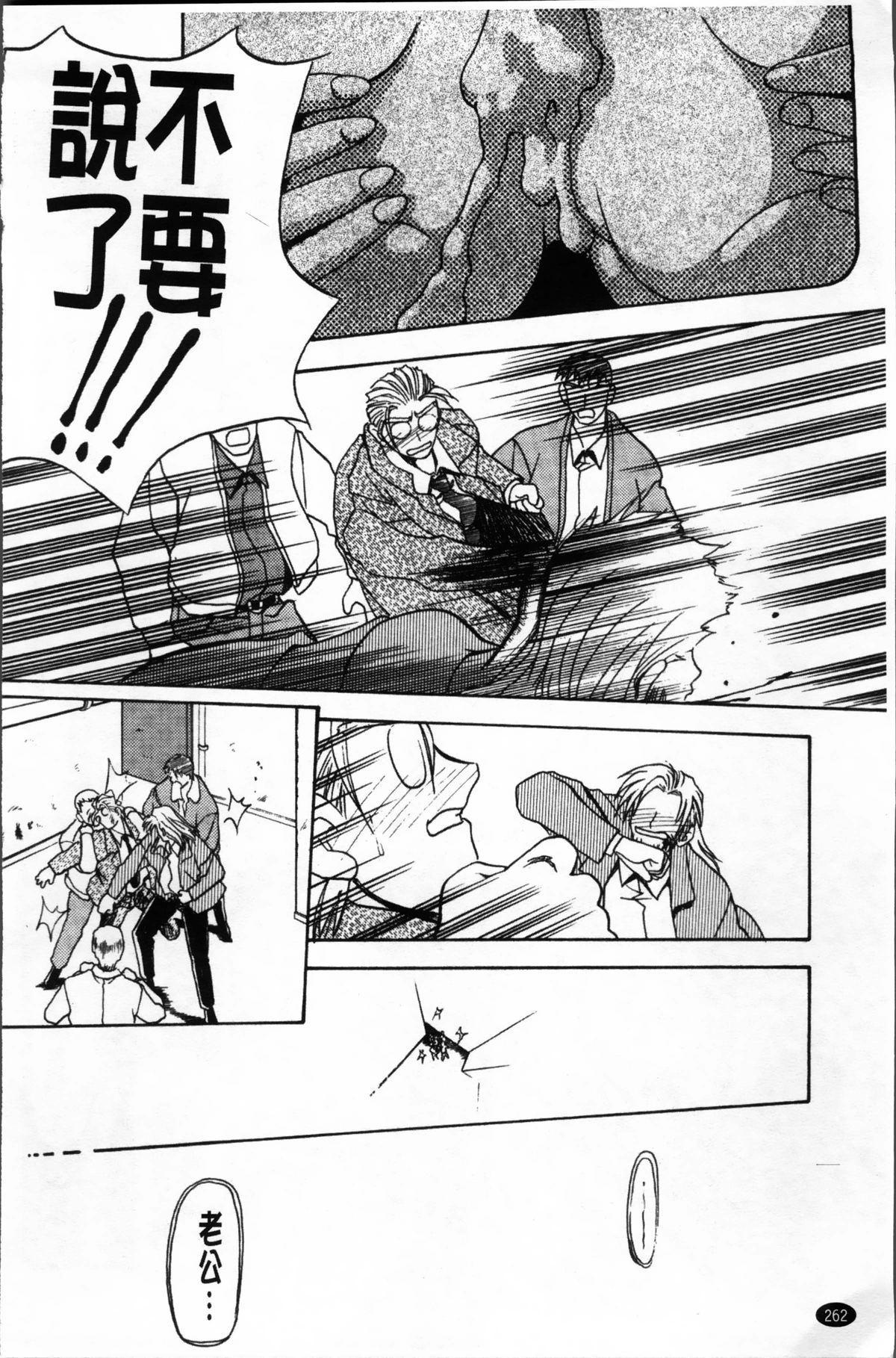 Hiiro no Koku Kanzenban   緋色之刻 完全版 265