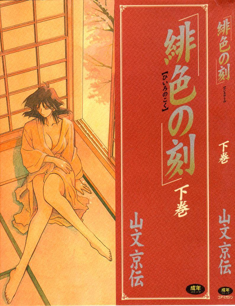 Hiiro no Koku Kanzenban   緋色之刻 完全版 311