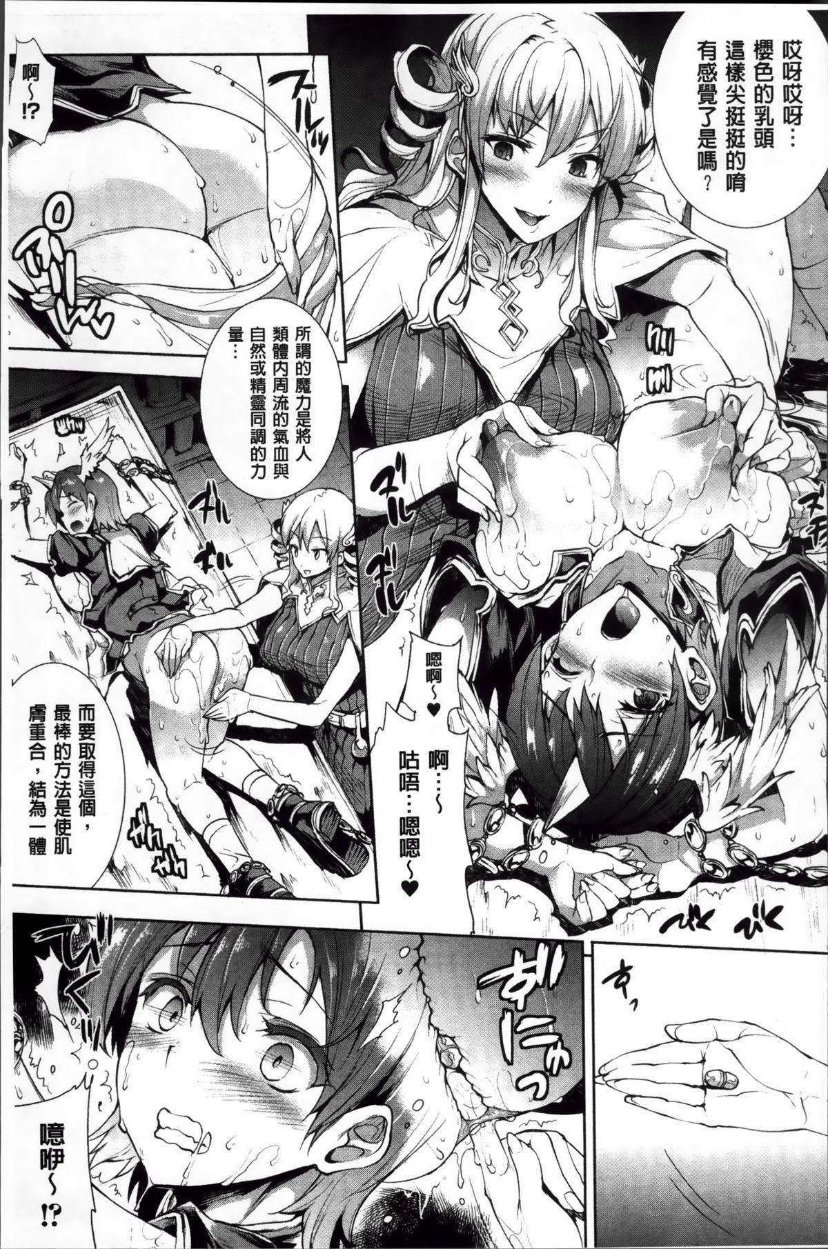 Shinkyoku no Grimoire II 19
