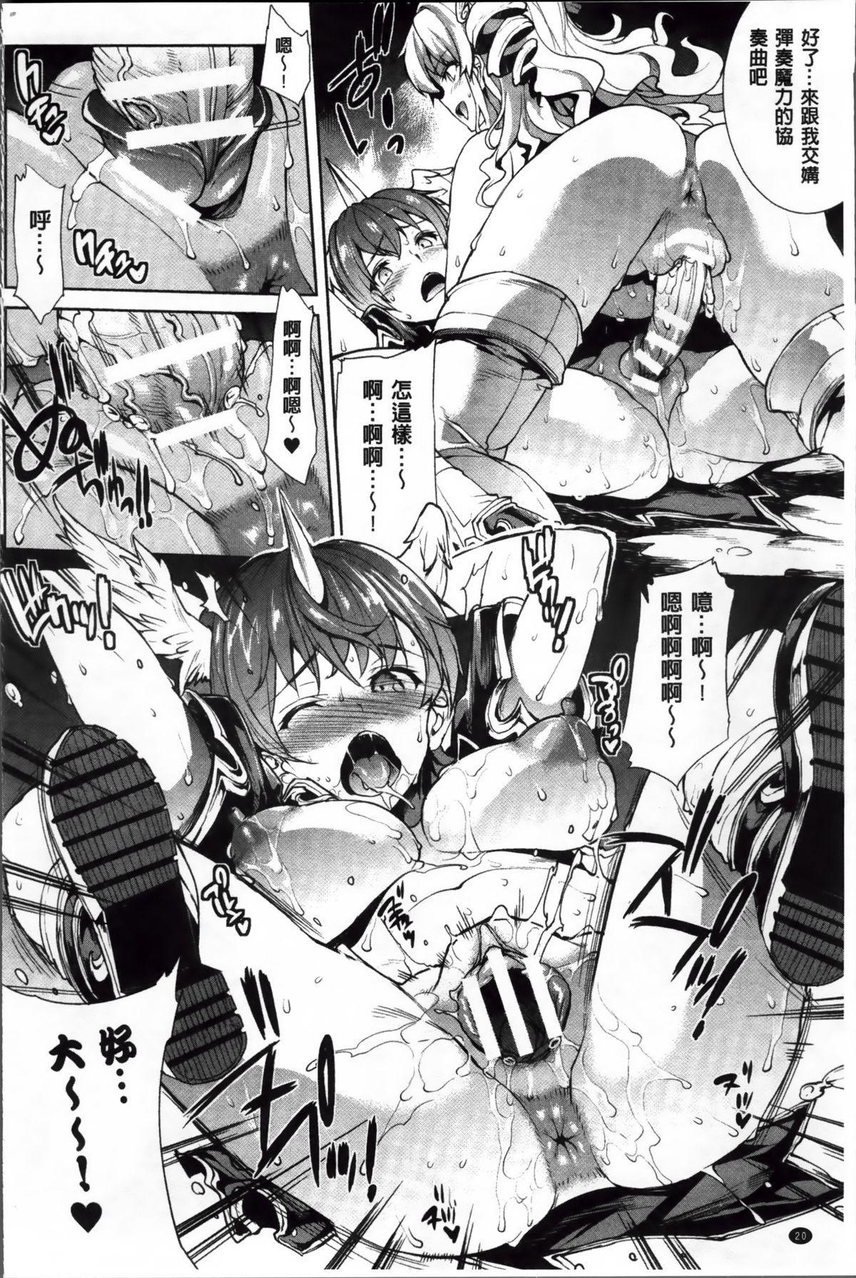 Shinkyoku no Grimoire II 24