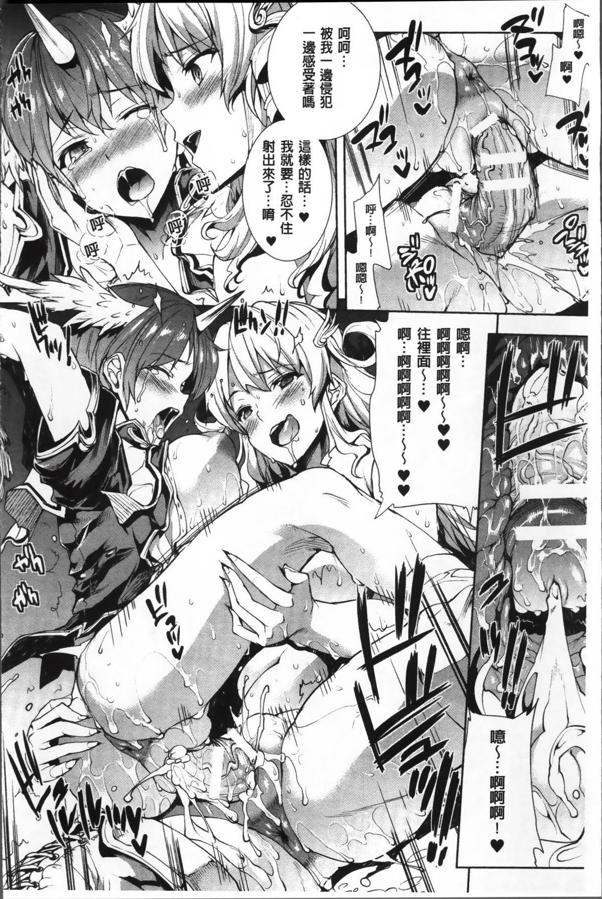 Shinkyoku no Grimoire II 26