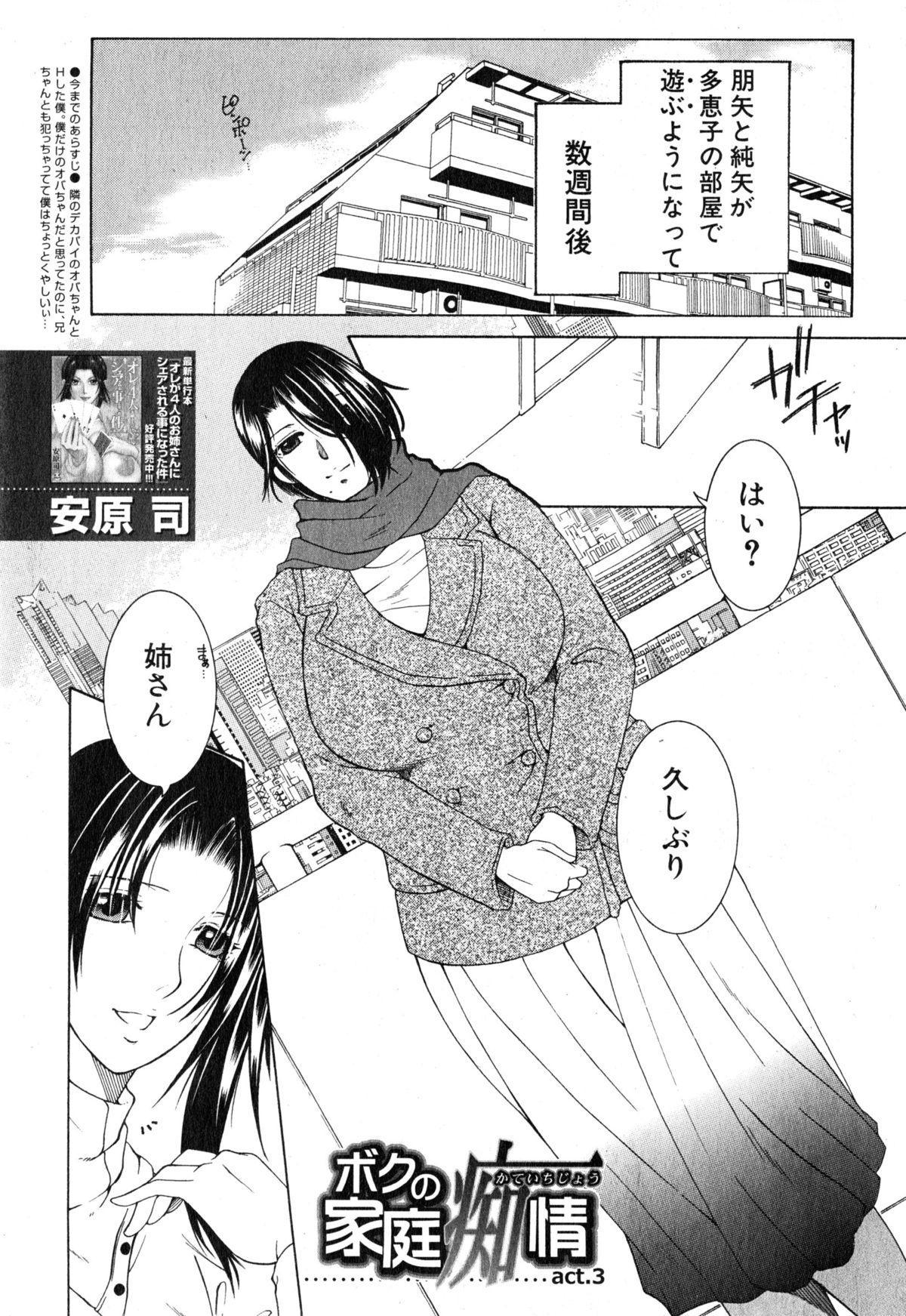 Boku no Katei Chijou Ch. 1-3 74