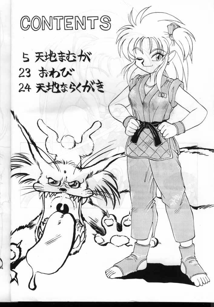 Tenchi Muyou! Kouganmuchihen 3