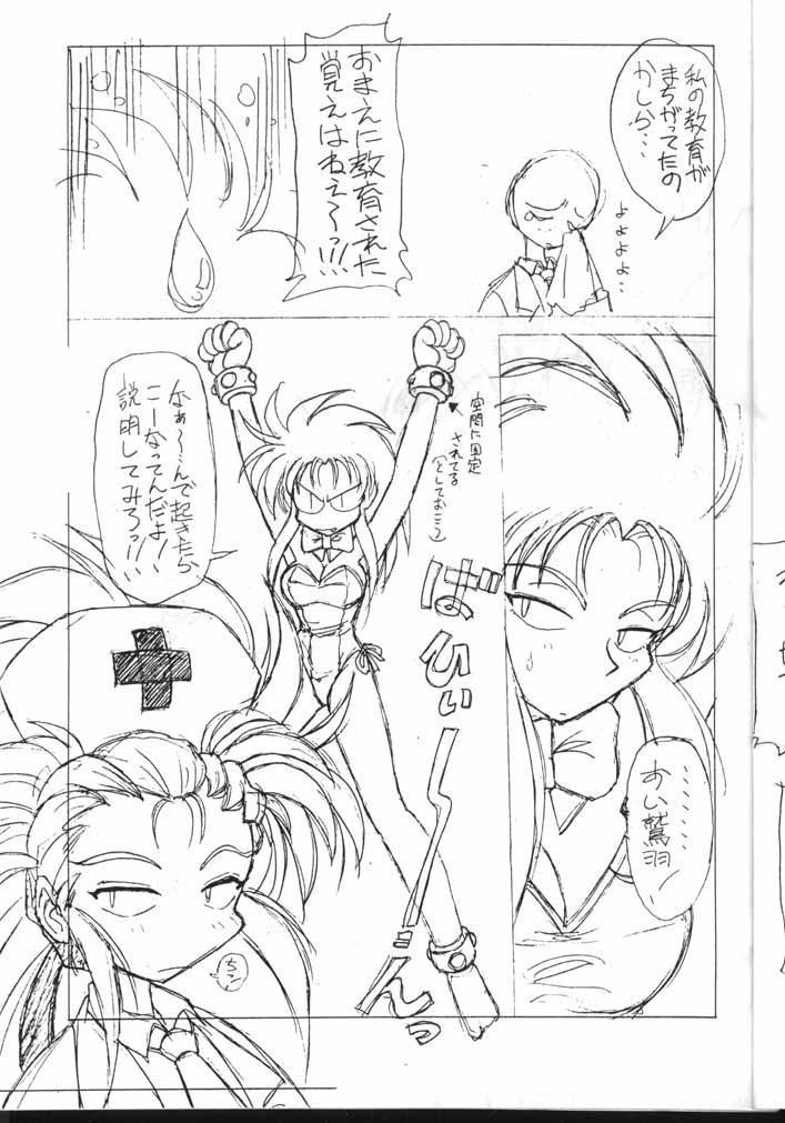 Tenchi Muyou! Kouganmuchihen 6