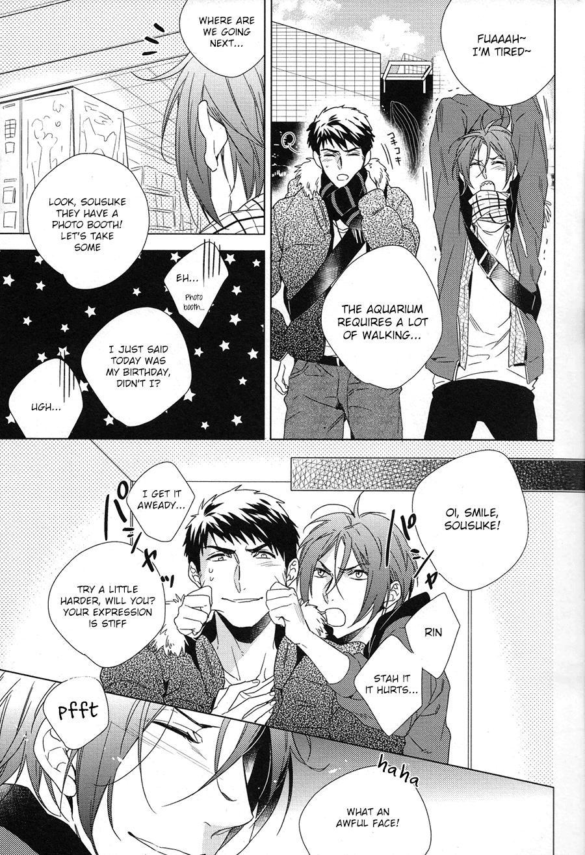 Nigatsu Futsuka no Futari | The Couple on February 2nd 5