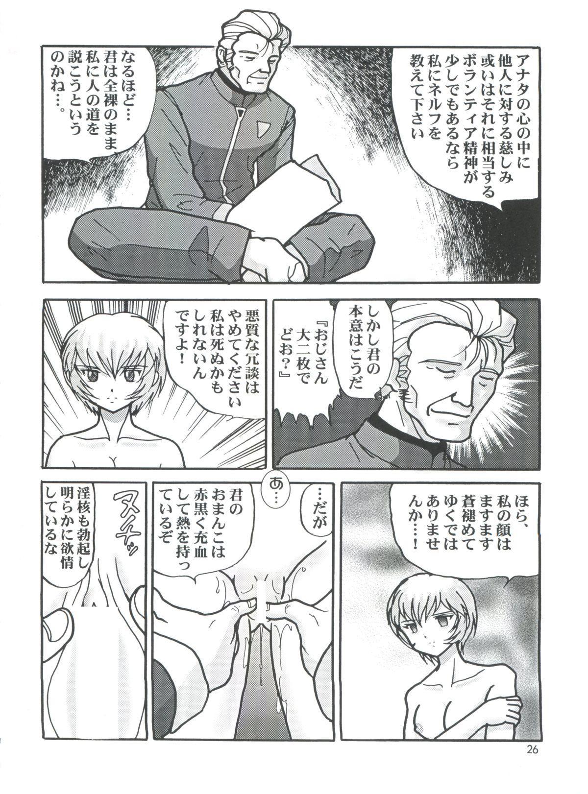 Fight Ippatsu 25