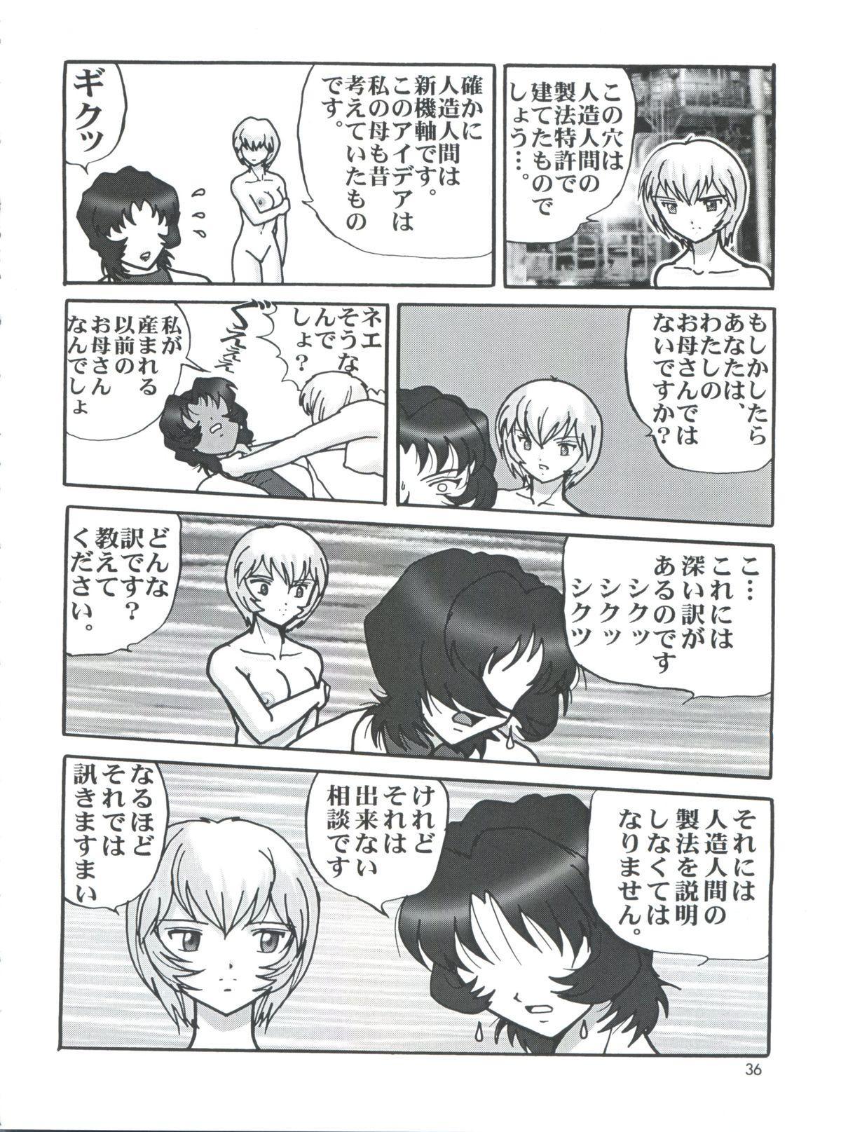 Fight Ippatsu 35