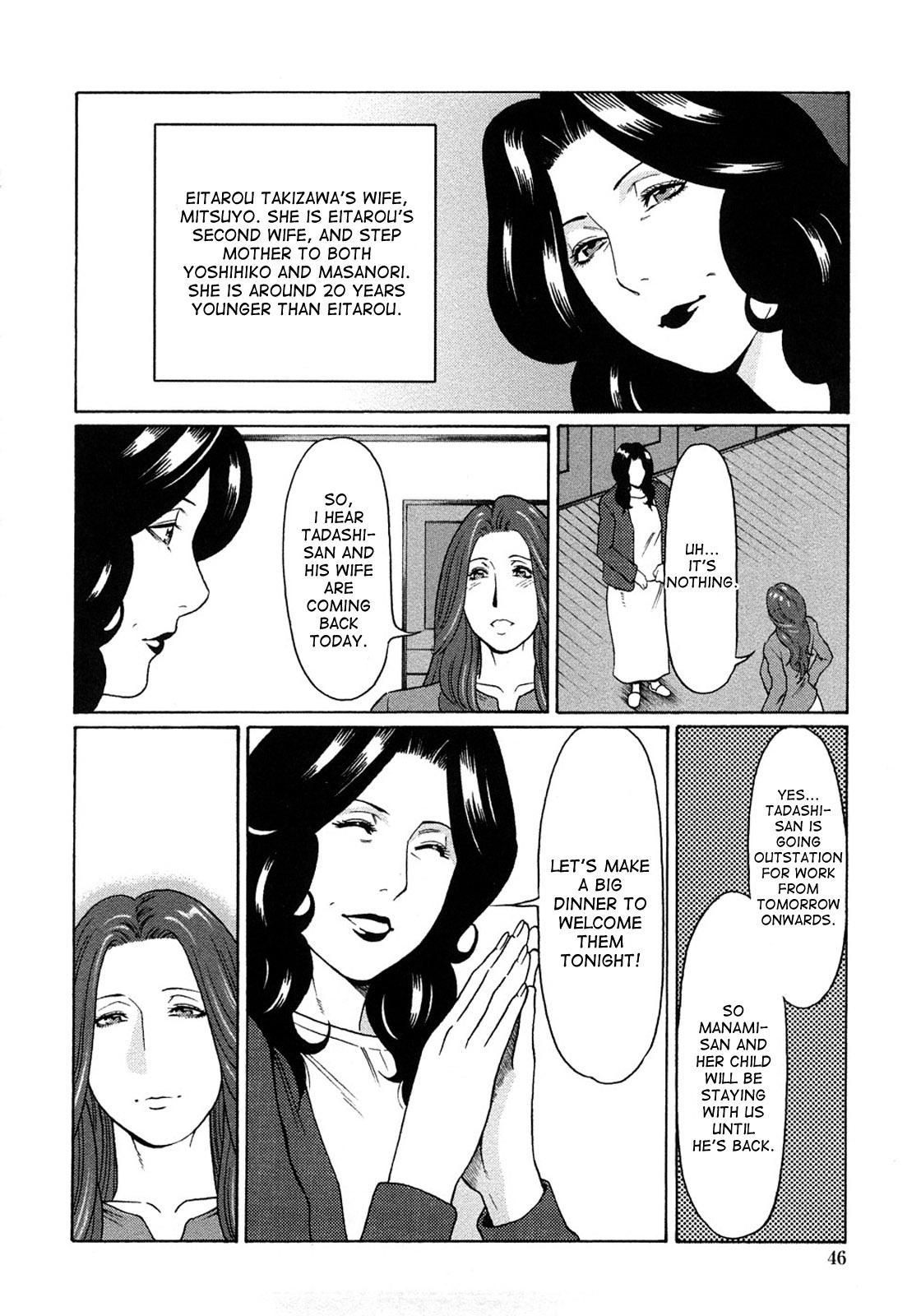 Etsuraku no Tobira | Door of Pleasure ch. 1-5 43