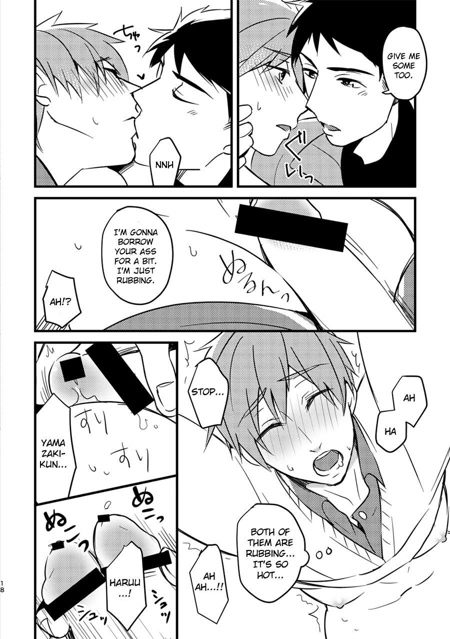 Kurokami Sandwich! 18