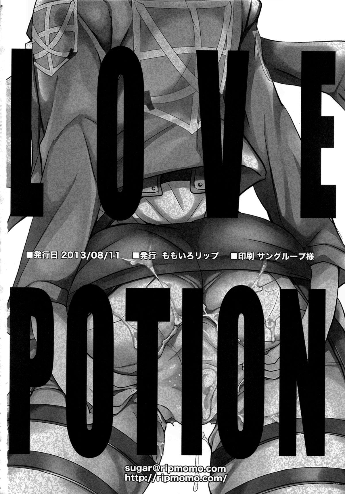 Love Potion 26