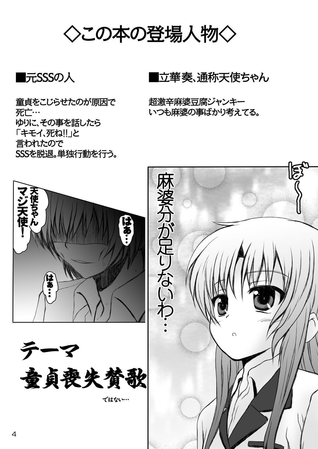 Tenshi Kankin Ryoujoku 3