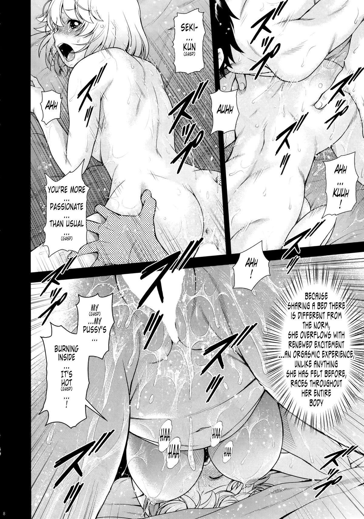 (C88) [Koudansha (Kouda Tomohiro)] Tonari no Y-san 4jikanme   My Neighbor Y-san 4th Period (Tonari no Seki-kun) [English] [Tonigobe] 6