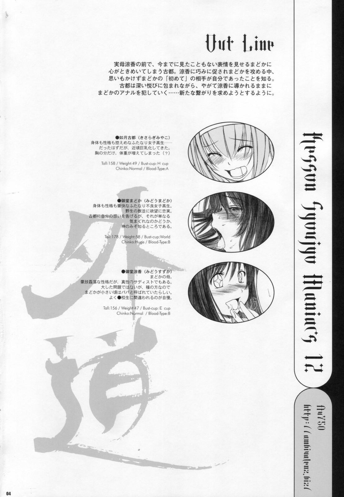 Kesson Shoujo MANIACS 12 2