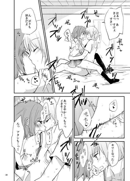 Houkago Palpitation 28