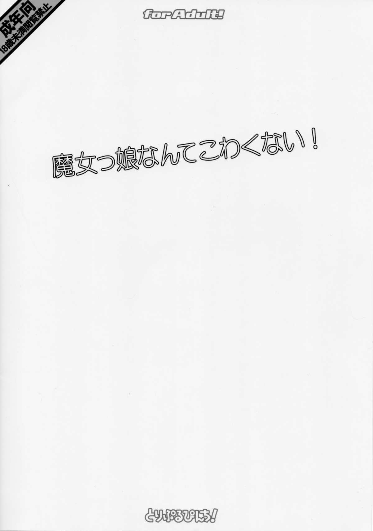 Majokko nante Kowaku Nai! 17