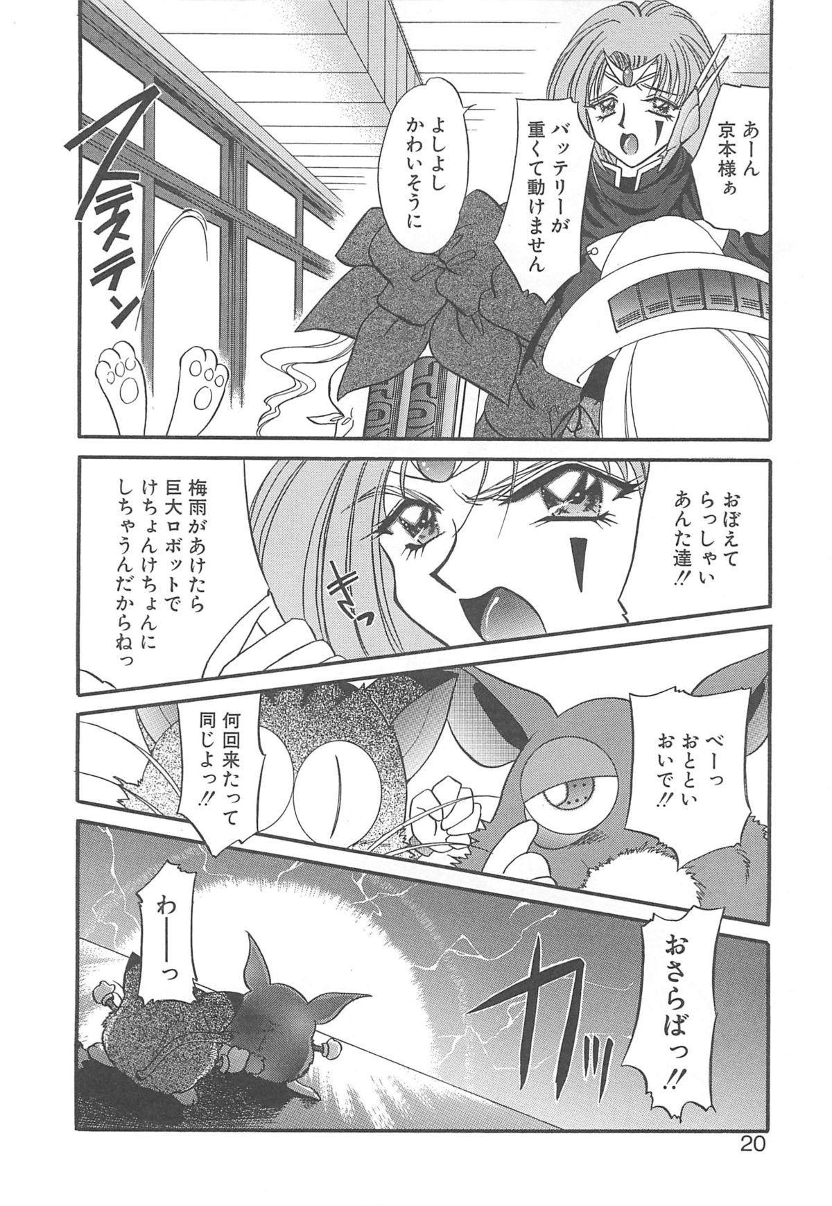 Kigurumi Sentai Quiltian 18