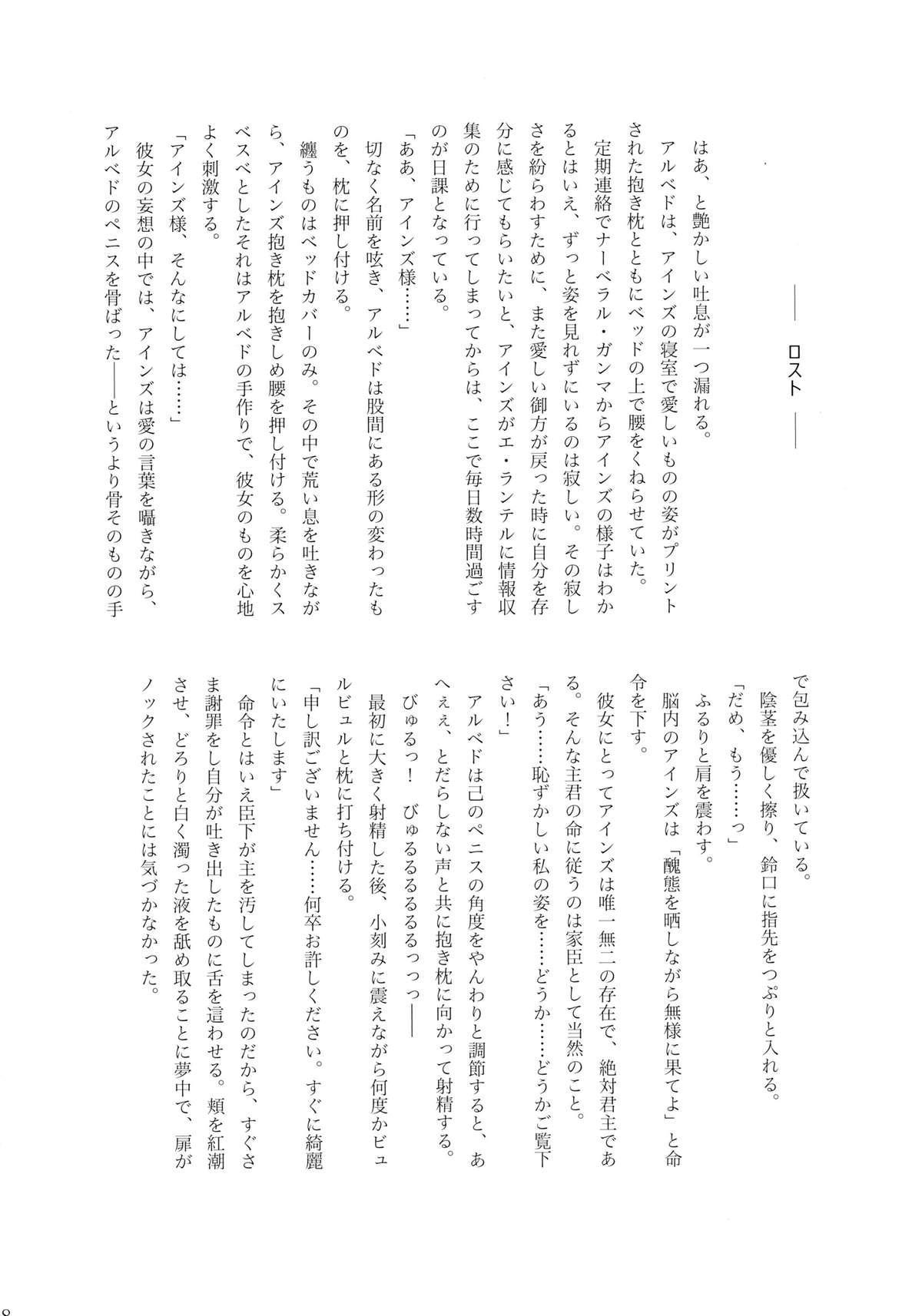 Oideyo! Nazarick no Futanari Bokujou 27