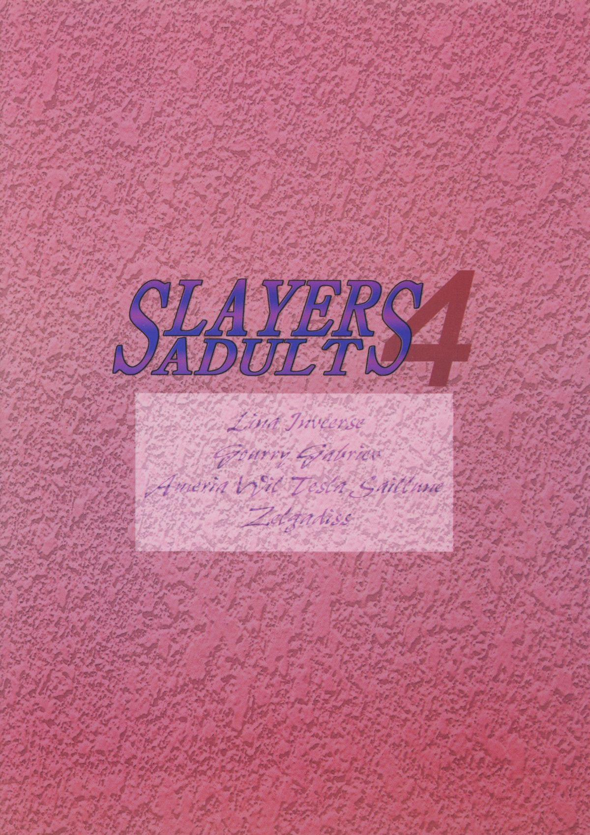 SLAYERS ADULT 4 51