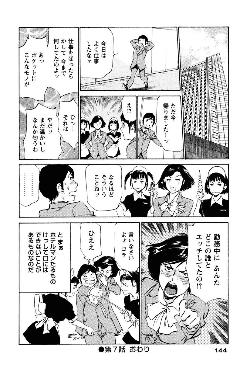 Hotel de Dakishimete Iyarashi Bijo Hen 143