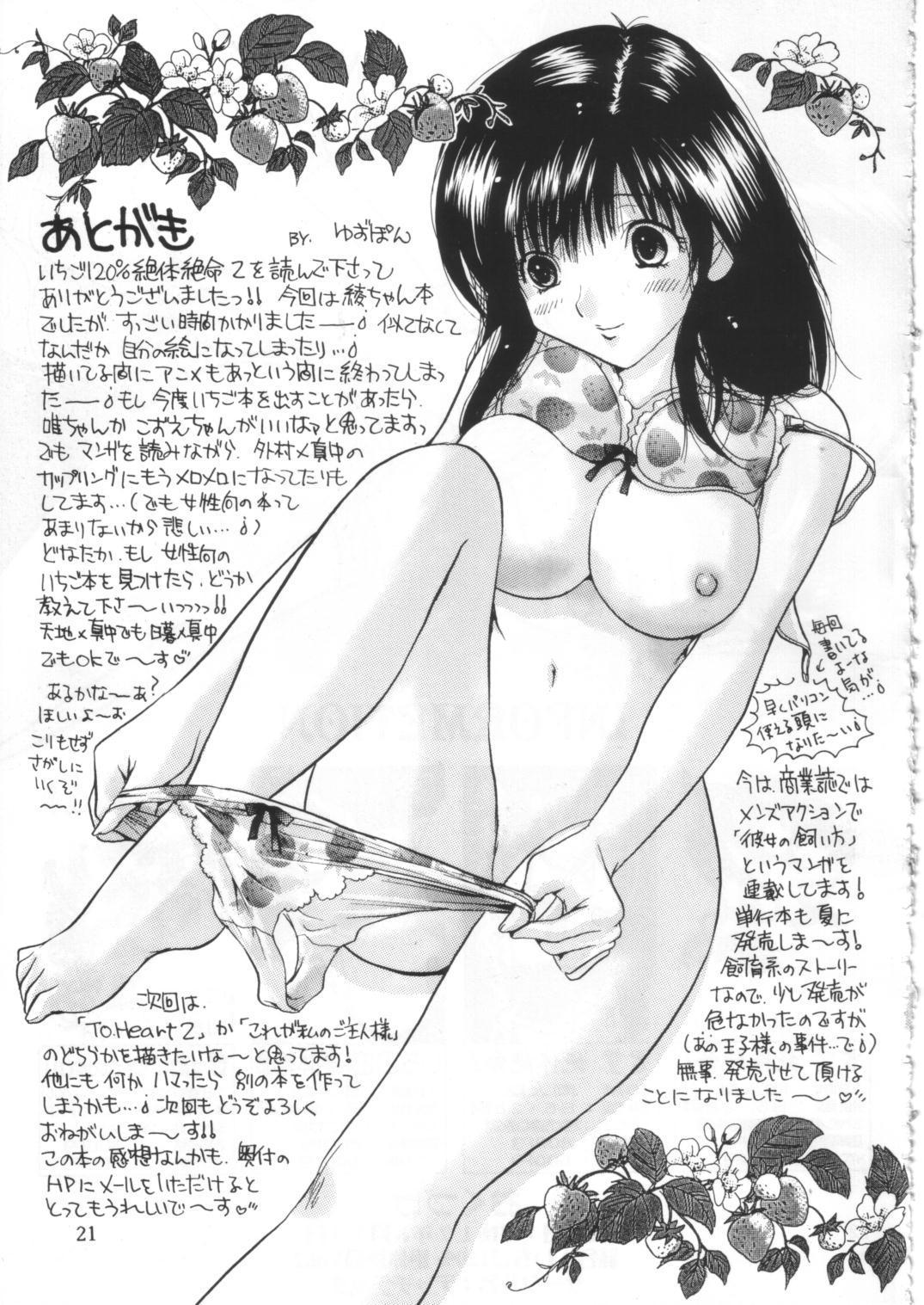 Ichigo 120% Zettai Zetsumei Vol. 2 19