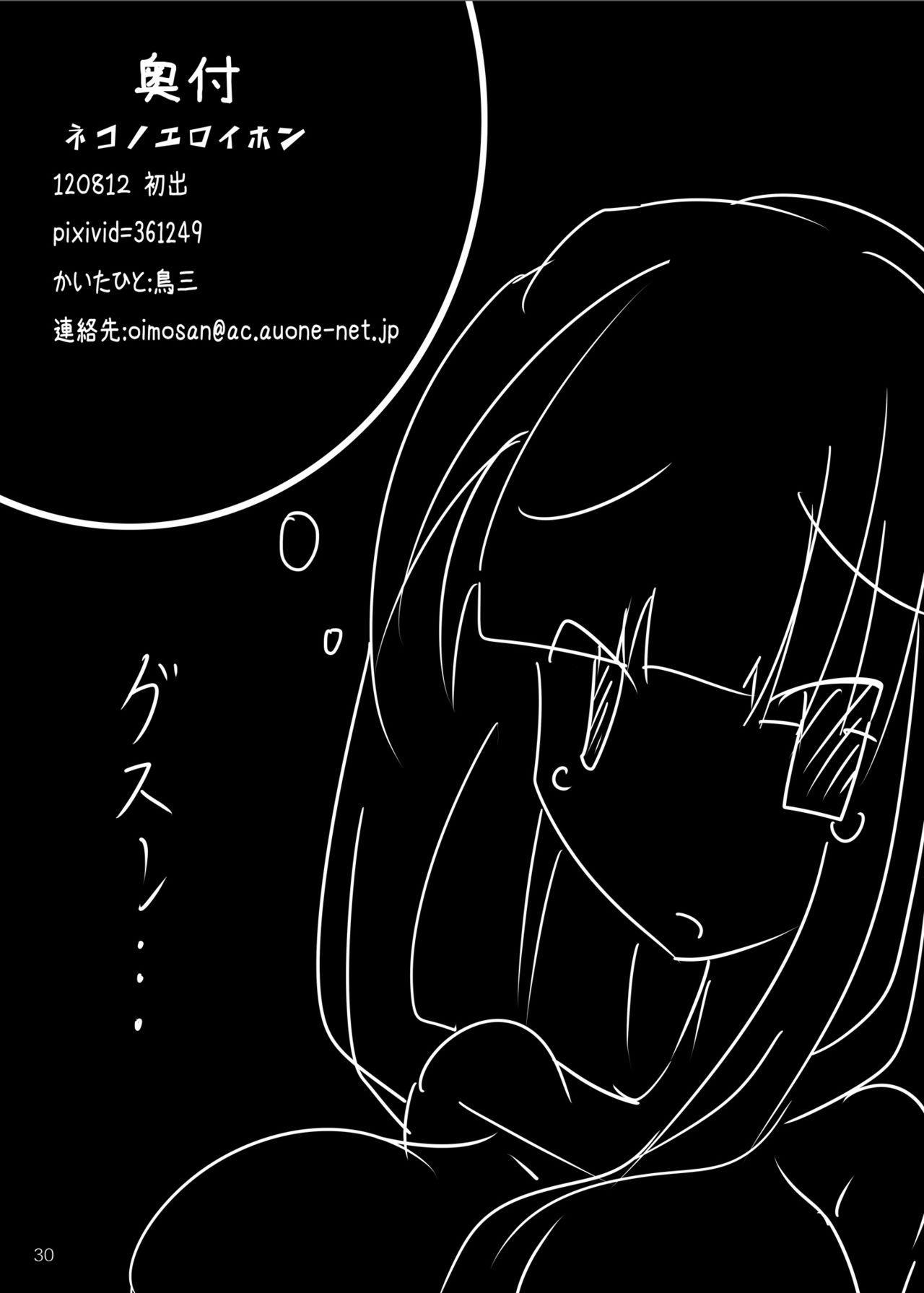 Neko no Eroi Hon 28