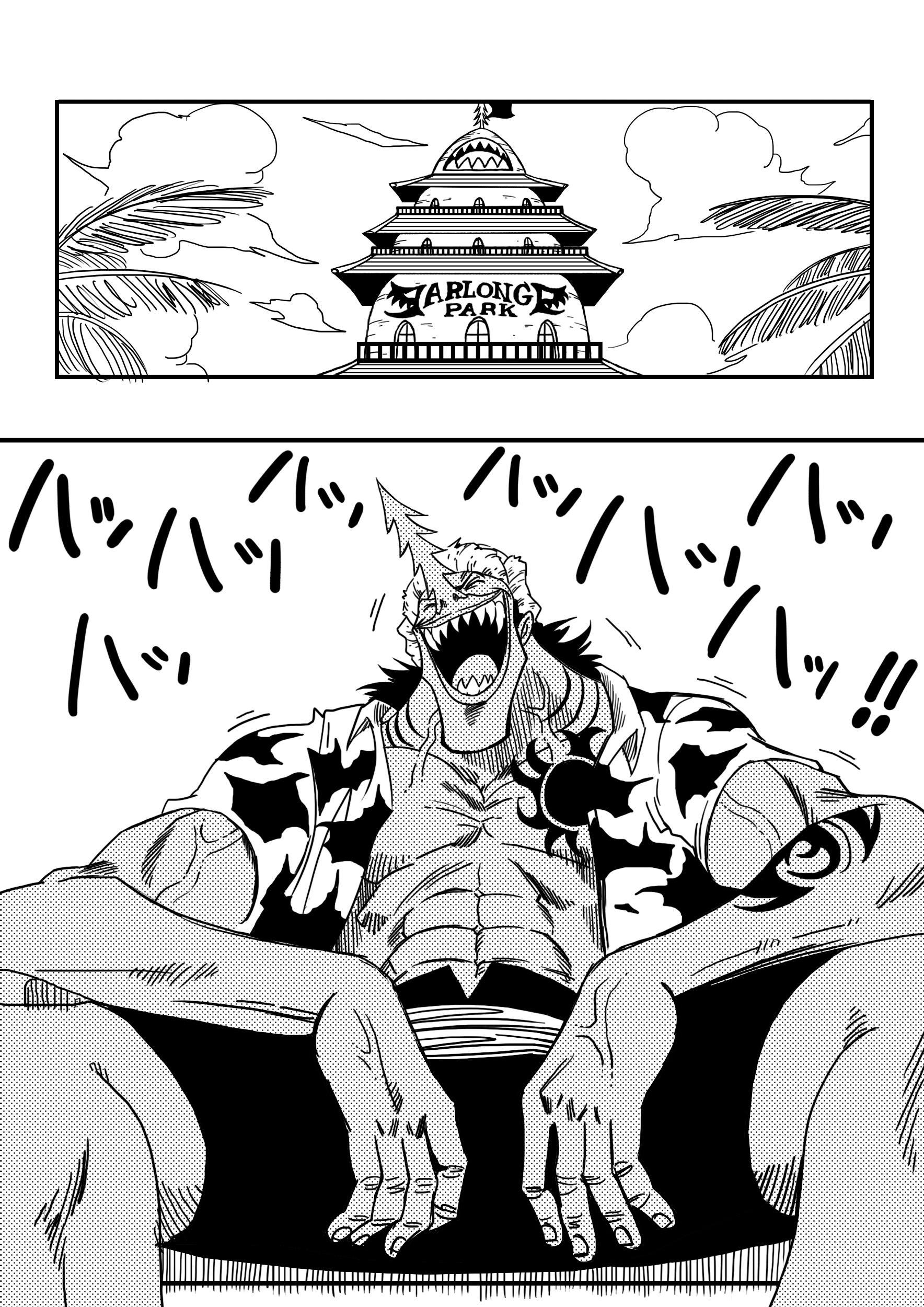 Two Piece - Nami vs Arlong 1