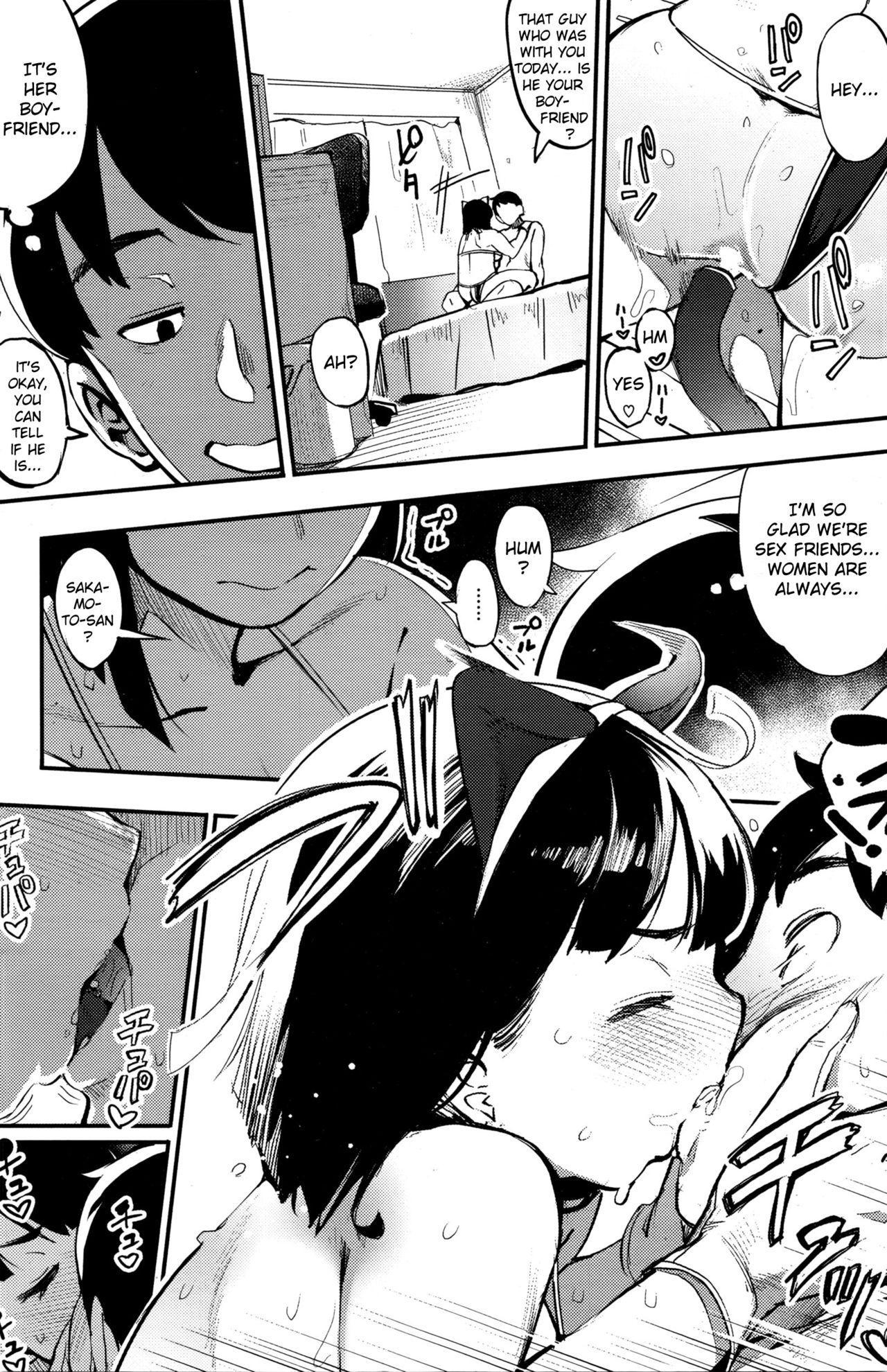 [Rocket Monkey] Kikimimi ~Risou no Kanojo~   The Ideal Girlfriend (COMIC HOTMILK 2016-04) [English] {anon} 12