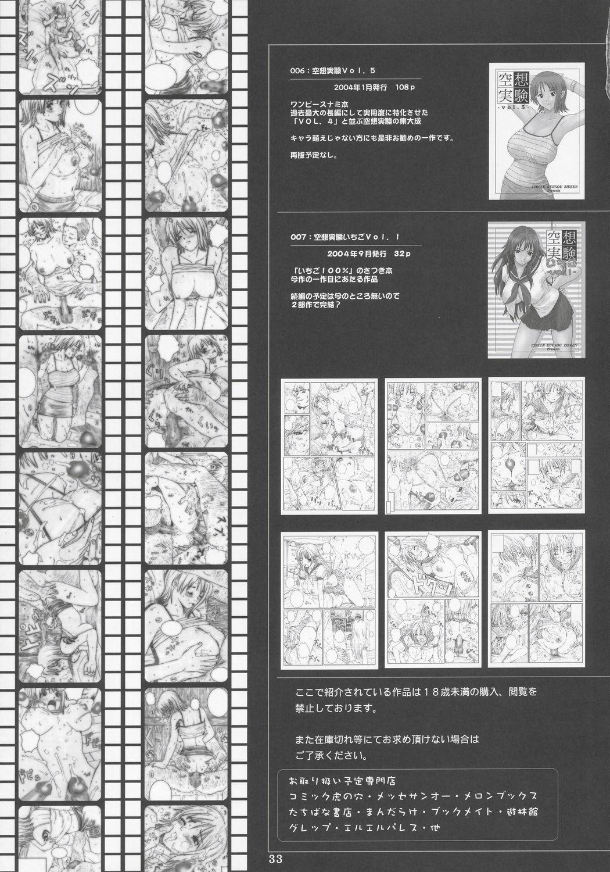 Kuusou Zikken Ichigo Vol.2 31