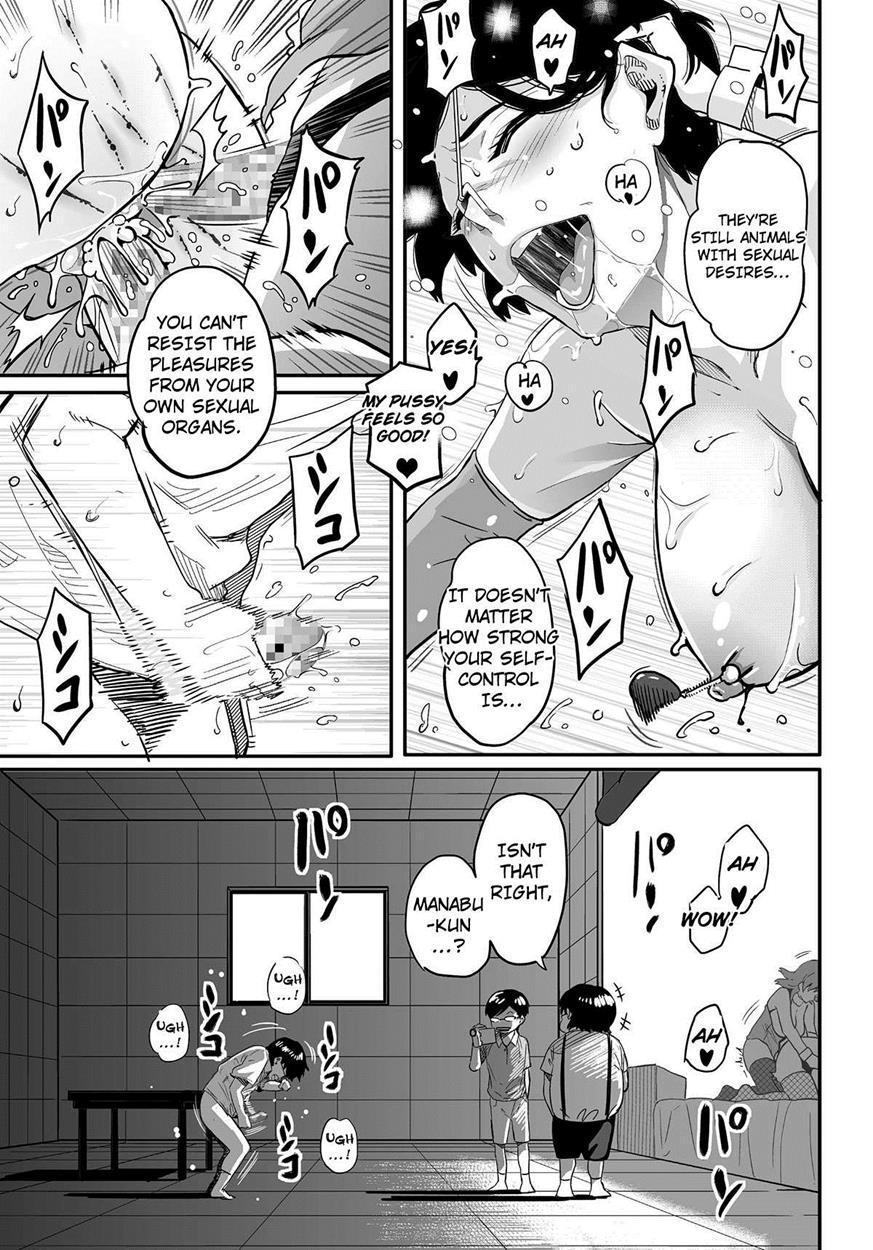 [Hana Hook] Hahaoya Shikkaku - Elite Oyako no M Buta Netorare Tenraku Jinsei & Epilogue Oyako-hen [English/Completed] 357